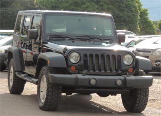 Used 2009 Jeep Wrangler Unlimited X for sale in Etobicoke, ON