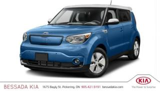 New 2018 Kia Soul EV Luxury for sale in Pickering, ON