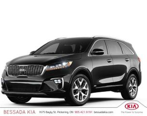 New 2019 Kia Sorento SXL Limited for sale in Pickering, ON