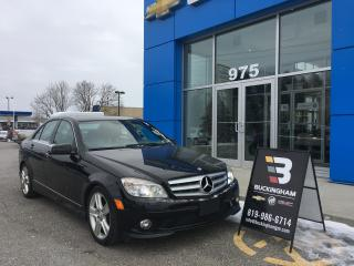 Used 2010 Mercedes-Benz C-Class 4matic Awd for sale in Gatineau, QC