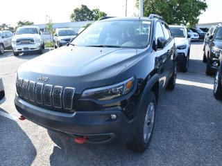 New 2019 Jeep Cherokee Trailhawk|4X4|BACKUP CAM|PWR LIFTGATE|NAV for sale in Concord, ON