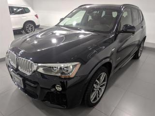 Used 2017 BMW X3 xDrive35i for sale in Newmarket, ON