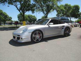 Used 2008 Porsche 911 TURBO for sale in Dollard-des-Ormeaux, QC