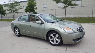 Used 2008 Nissan Altima Only 74,000 Km leather sunroof, No accident, for sale in North York, ON