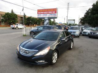 Used 2011 Hyundai Sonata LIMITED for sale in Toronto, ON