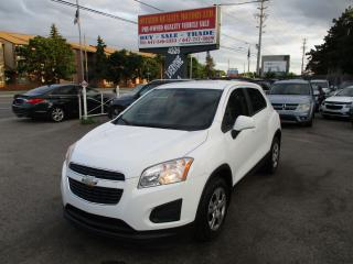 Used 2013 Chevrolet Trax LS for sale in Scarborough, ON