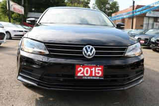 Used 2015 Volkswagen Jetta Trendline+ BACKUP CAM ACCIDENT FREE for sale in Brampton, ON