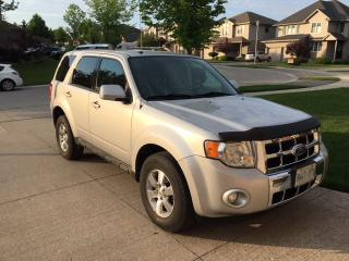 Used 2009 Ford Escape Limited for sale in London, ON