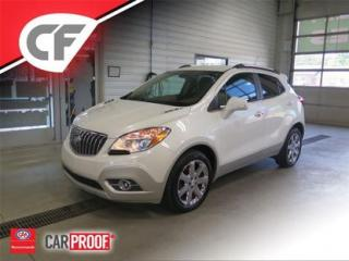 Used 2013 Buick Encore AWD for sale in Lévis, QC