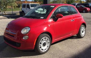 Used 2017 Fiat 500 Pop for sale in Scarborough, ON