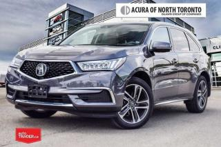 Used 2017 Acura MDX Tech 7yrs/130,000KM Acura Warranty Included for sale in Thornhill, ON