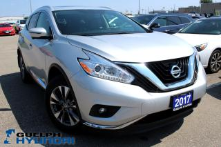 Used 2017 Nissan Murano SL for sale in Guelph, ON