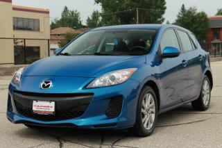 Used 2013 Mazda MAZDA3 GX Bluetooth | AC | CERTIFIED for sale in Waterloo, ON