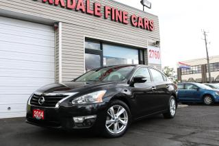 Used 2013 Nissan Altima 2.5 SL Leather. Roof. Navigation. Clean for sale in North York, ON