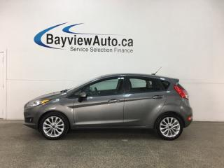 Used 2014 Ford Fiesta - SYNC! ALLOYS! CRUISE! A/C! PWR GROUP! for sale in Belleville, ON