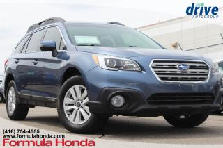 Used 2015 Subaru Outback 2.5i Touring Package Bluetooth|Rearview Camera|Sunroof for sale in Scarborough, ON