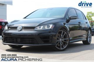 Used 2016 Volkswagen Golf R 2.0 TSI Navigation|Rearview Camera|Adaptive Cruise Control for sale in Pickering, ON