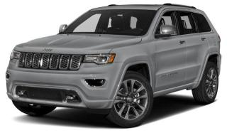 New 2018 Jeep Grand Cherokee Overland for sale in Abbotsford, BC