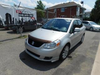 Used 2008 Suzuki SX4 Sdn A/c for sale in Longueuil, QC
