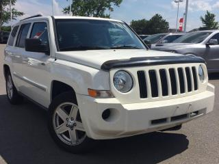 Used 2010 Jeep Patriot Sport/North 4x4 | CERTIFIED for sale in Waterloo, ON
