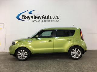 Used 2015 Kia Soul EX - ALLOYS! HTD SEATS! BLUETOOTH! A/C! CRUISE! for sale in Belleville, ON