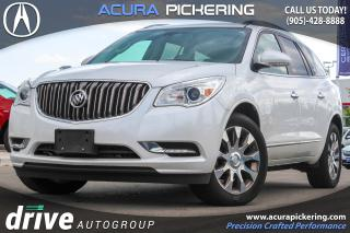 Used 2017 Buick Enclave Premium Navigation|Leather Upholstery|Sunroof for sale in Pickering, ON