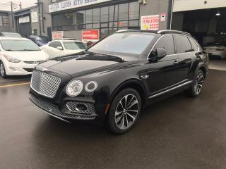Used 2017 Bentley Bentayga W12 for sale in North York, ON