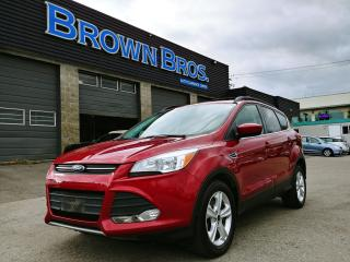Used 2015 Ford Escape SE, LOCAL, ACCIDENT FREE, BACK UP CAMERA, BLUETOOT for sale in Surrey, BC
