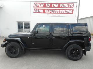 Used 2015 Jeep Wrangler Sahara for sale in Etobicoke, ON