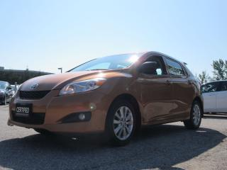 Used 2009 Toyota Matrix SPORT / AUTO / ONE OWNER for sale in Newmarket, ON