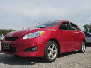 Used 2014 Toyota Matrix LOCAL CAR / ACCIDENT FREE for sale in Newmarket, ON