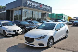 Used 2014 Mazda MAZDA3 GX-SKY | Keyless Start | A\C | Auto Headlights for sale in Markham, ON
