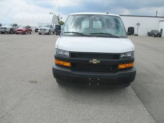 Used 2018 Chevrolet Express 2500 155 INCH W/BASE. for sale in London, ON