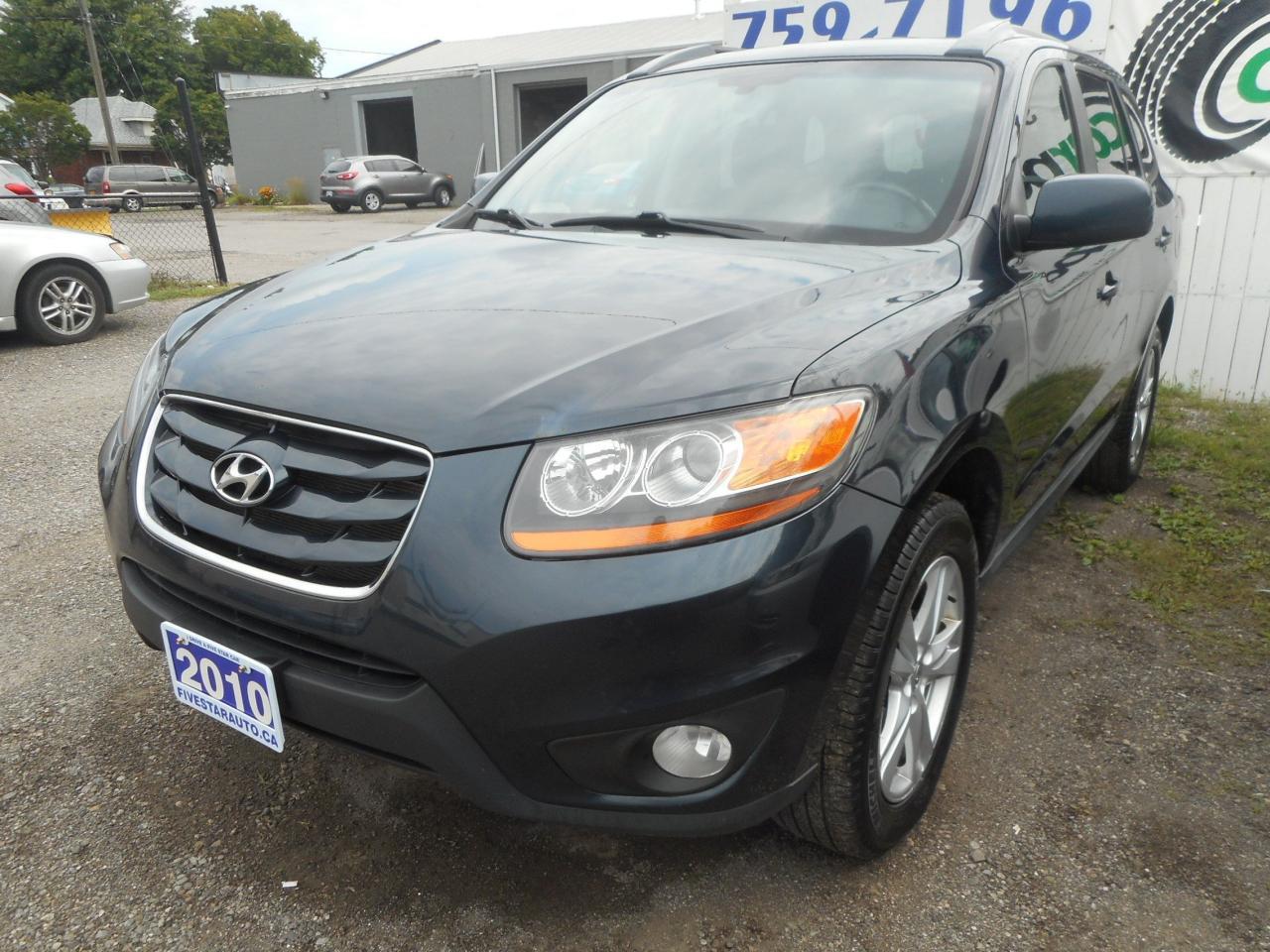 2010 Hyundai Santa Fe Certified w/ 6 Month Warranty