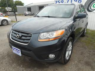 Used 2010 Hyundai Santa Fe GL W/SPORT for sale in Brantford, ON