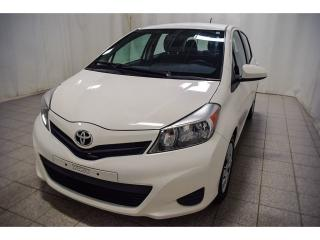 Used 2014 Toyota Yaris Le, A/c, Bluetooth for sale in Quebec, QC