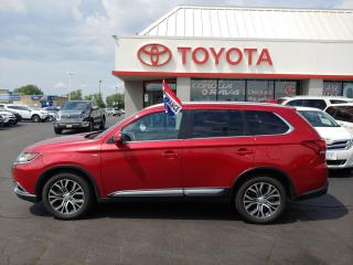 Used 2017 Mitsubishi Outlander LIMITED EDITION for sale in Cambridge, ON
