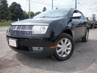 Used 2007 Lincoln MKX for sale in Whitby, ON