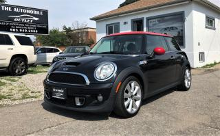 Used 2013 MINI Cooper S PANO ROOF LOW KMS NO ACCIDENT for sale in Mississauga, ON