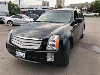 Used 2006 Cadillac SRX 7 passenger Nav Pan V8 for sale in North York, ON