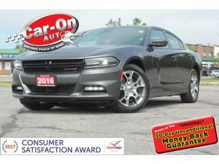 Used 2016 Dodge Charger SXT AWD LEATHER NAV SUNROOF REAR CAM LOADED for sale in Ottawa, ON