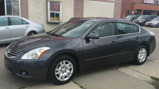 Used 2011 Nissan Altima 4dr Sdn I4 CVT 2.5 for sale in North York, ON