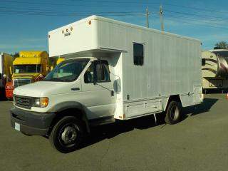 Used 2002 Ford Econoline E-550 Cube Van for sale in Burnaby, BC