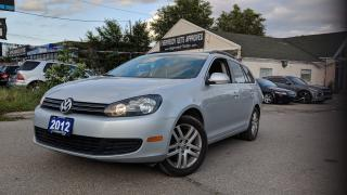Used 2012 Volkswagen Golf Wagon Trendline for sale in Mississauga, ON