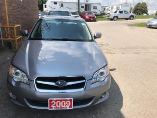 Used 2009 Subaru Legacy 3.0R for sale in Kitchener, ON