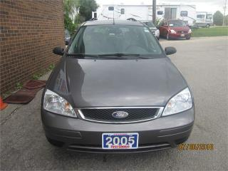 Used 2005 Ford Focus SE for sale in Kitchener, ON