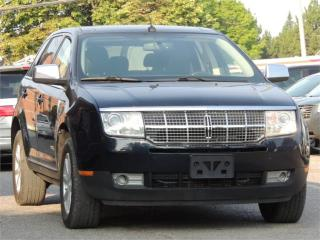 Used 2008 Lincoln MKX for sale in Etobicoke, ON