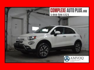 Used 2016 Fiat 500 X Lounge Awd for sale in St-Jérôme, QC