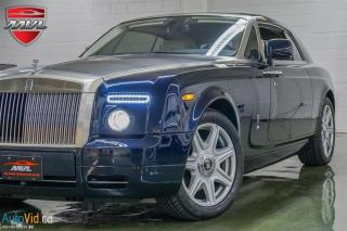Used 2010 Rolls Royce Phantom Coupe - for sale in Oakville, ON