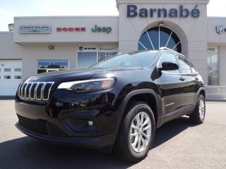 Used 2019 Jeep Cherokee NORTH 4X4 for sale in Napierville, QC